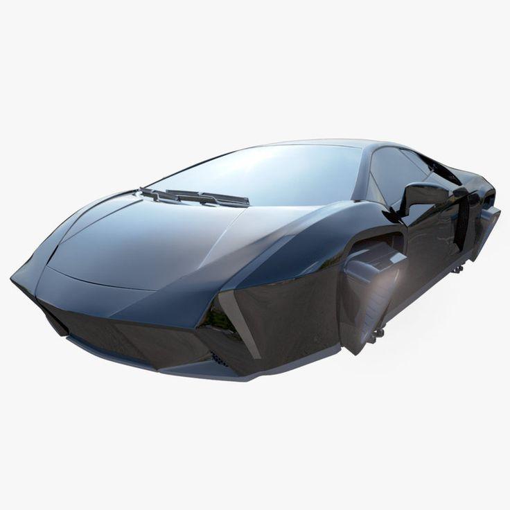 Lamborghini Hover Car By Dqsanchez On Deviantart Flying