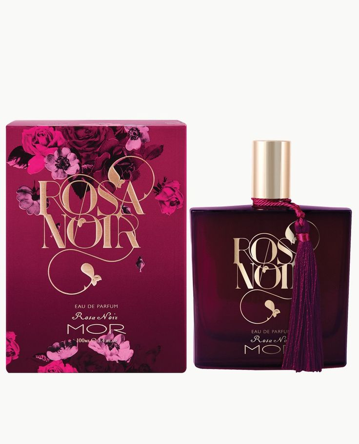 Rosa Noir Eau de Parfum - Hypnotic rays of Rose, Carnation and Lily of the Valley lay upon velvety notes of Sandalwood, Musk and Tonka Bean to create a seductive floral fragrance. Key Features  - Base notes of Sandalwood, Tonka Bean and Musk - Middle notes of Carnation, Rose and Lily of the valley - Top notes of Freesia, Ivy Leaves and Petitgrain - Increase fragrance scent and longevity by layering with the Rosa Noir Hand & Body Wash and Milk