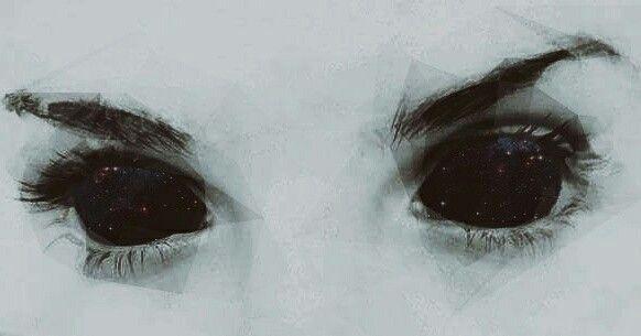 Una mirada profunda #art #eyes  •BrandonV•
