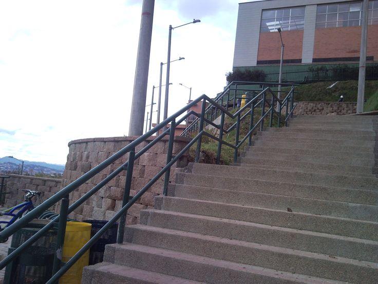 Barandas escaleras