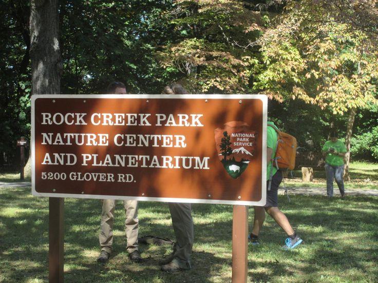 Rock Creek Park Nature Center And Planetarium Washington Dc