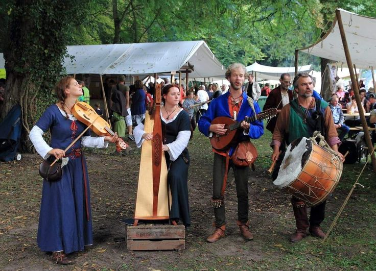Middeleeuws Ter Apel #terapel #middeleeuws #medieval #westerwolde #klooster #performer #dutch #nederland