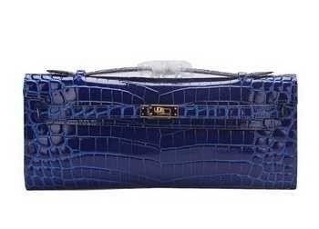 2016 Hermès Kelly Clutch sac cuir Croco K1002 bleu vente en ligne jusqu'à 70% du réduction, shopping facile & livraison gratuite.#handbags #design #totebag #fashionbag #shoppingbag #womenbag #womensfashion #luxurydesign #luxurybag #luxurylifestyle #handbagsale #hermes #hermesbag #hermesparis
