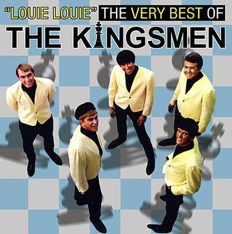 "Very Best of The Kingsmen - ""Louie Louie"" CD (1999) - Collectables Records 