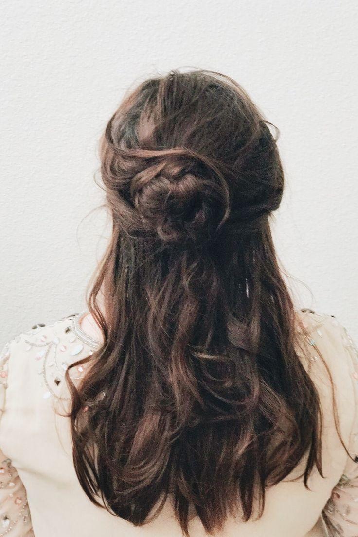 Les 25 Meilleures Idu00e9es De La Catu00e9gorie Coiffures De Bouquetiu00e8re Sur Pinterest | Cheveux De ...