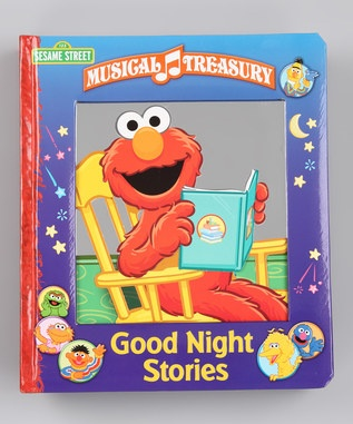 Musical Treasury Good Night Stories Hardcover