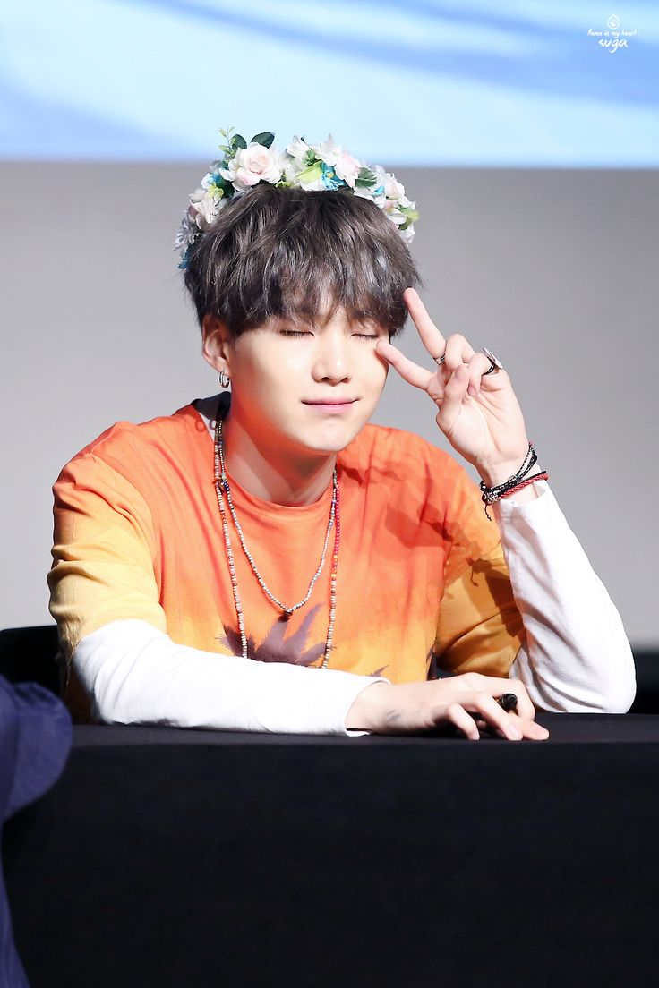 Suga © FLAME IN MY HEART | Do not edit.