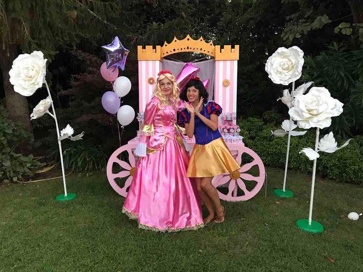Настоящие принцессы на день рождения Канны Монако 0643568447