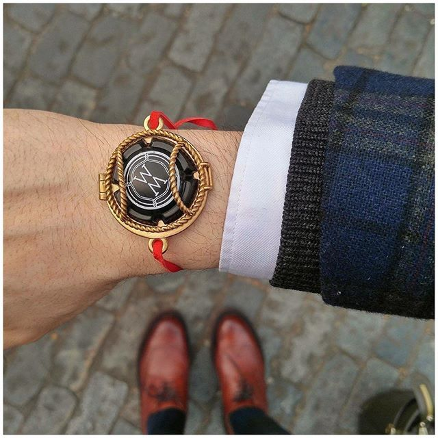Sharing from our @wearingmemories .com mothership. 'How dapper does Ja'ime from Boy Meets Fashion look in his…