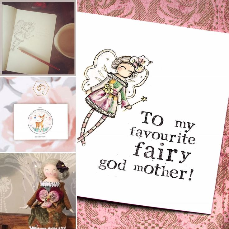 *NEW DESIGN* for your favourite God Mother! #New