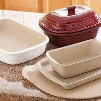 pampered chef  Stone ware,