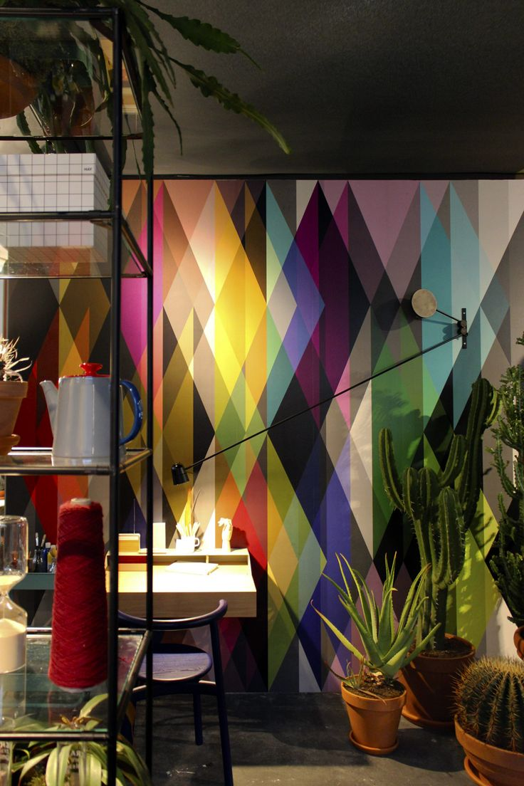 517 best avant garde 1 images on pinterest architecture living eigen huis interieur does it again with a dark yet colorful exhibition stand at the 2013 woonbeurs interior design fair in amsterdam