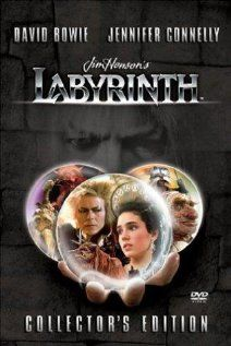 Labrynth - Jennifer Connelly before she got so pointy...also, I really wanted a poet shirt after watching this.