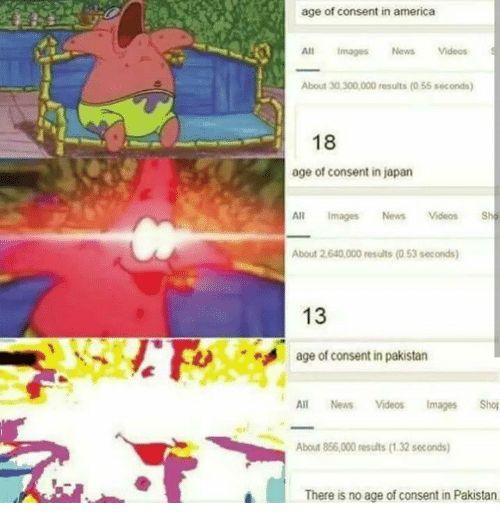 Meme Glowing Patrick Eyes Spongebob