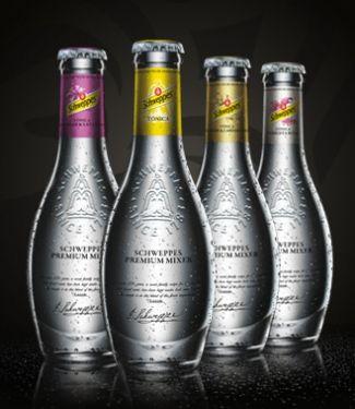 Schweppes Premium Mixers  - Gin Tonic
