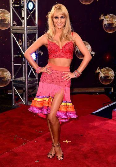 Aliona Vilani - Strictly Come Dancing