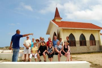 Discover Aruba's most popular attractions from the comfort of an air-conditioned bus. Your friendly and professional tour guide will show you beautiful historical and natural landmarks while keeping you thoroughly informed about Aruba and its history. View more tour in Aruba at: http://ow.ly/UOkc6