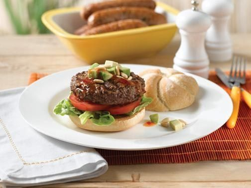 How to make the best burgers | Recipes | Pinterest