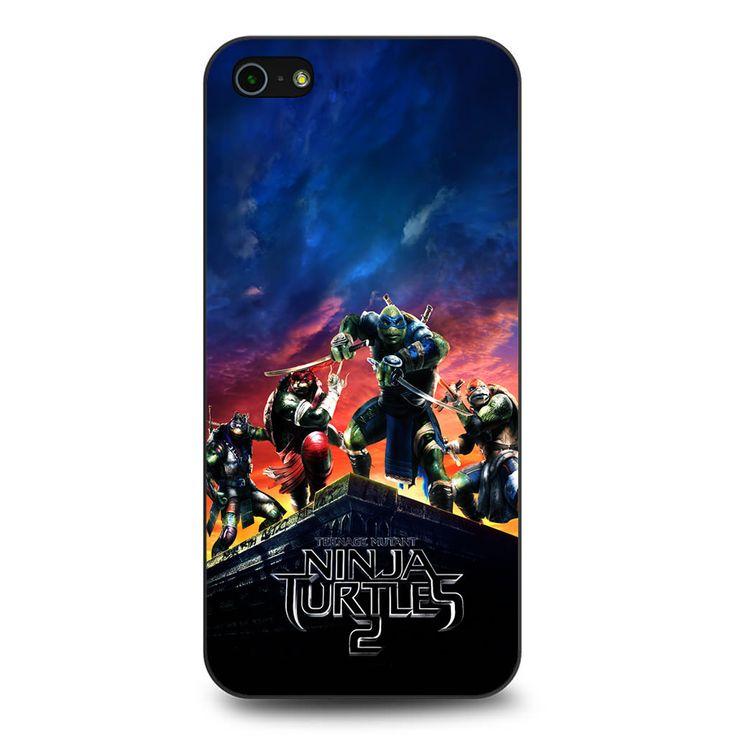 TMNT 2 iPhone 5[S] Case