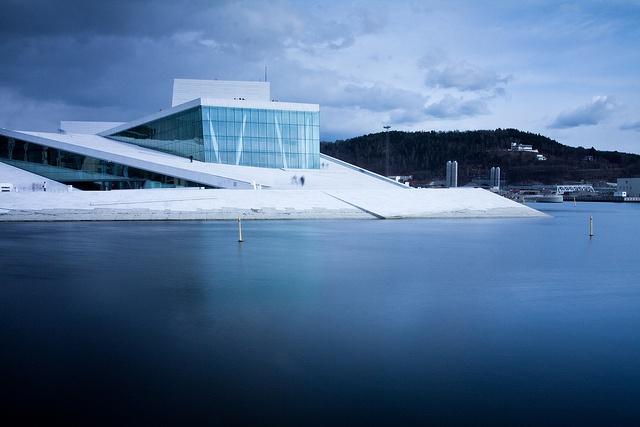 Opera in Oslo, Norway