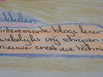 Crealijstjeplog: mijn doelen voor 2015 | Eccentric Lady