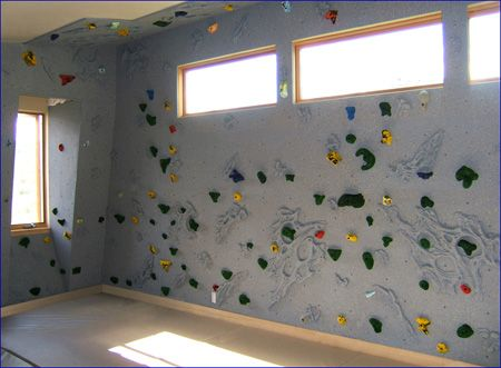 The rock like relief features on this Traverse Climbing Wall add visual  appeal and advanced climbing challenges to keep climbers of all abilities  engaged. 17 Best ideas about Home Climbing Wall on Pinterest   Indoor