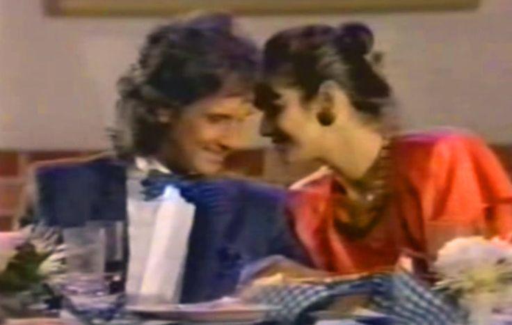 ROBERTO CARLOS - SÍMBOLO SEXUAL (Vídeo-Clip Part. Atriz Luíza Brunet 198...