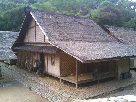 Sunda Traditional House, West Java, Indonesia