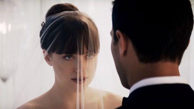 El primer tráiler de 'Cincuenta sombras liberadas' nos adelanta la boda de Christian y Anastasia