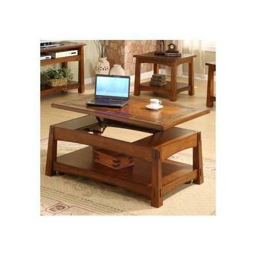 2903LFT-TPCKTL  Craftsman  Coffee Table