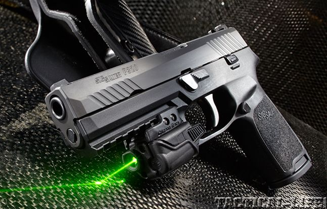 Win a P320 Carry Pistol in Sig Sauer's Take-A-SHOT Contest