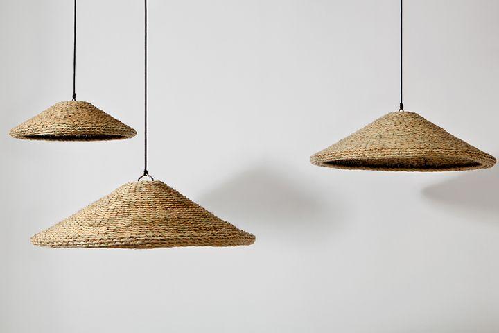 Chapeâu pendant lamps by mis-más » Retail Design Blog