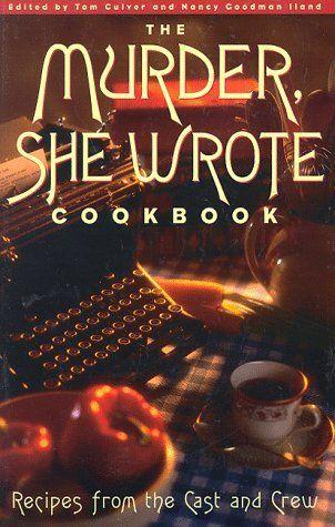 The Murder, She Wrote Cookbook by Tom Culver, http://www.amazon.com/dp/1556523165/ref=cm_sw_r_pi_dp_kg9arb02NJYTA  $38.70