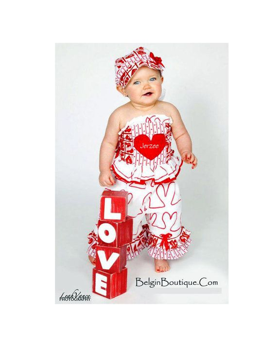Hey, I found this really awesome Etsy listing at https://www.etsy.com/listing/91501491/pageant-casual-baby-valentine-hearts