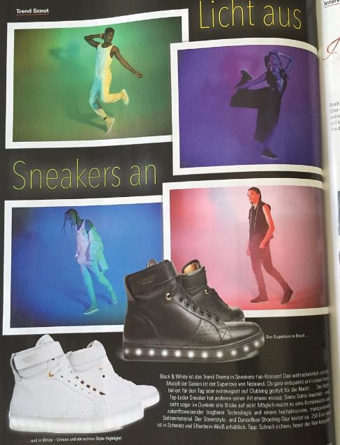 @ The Shoes Magazine