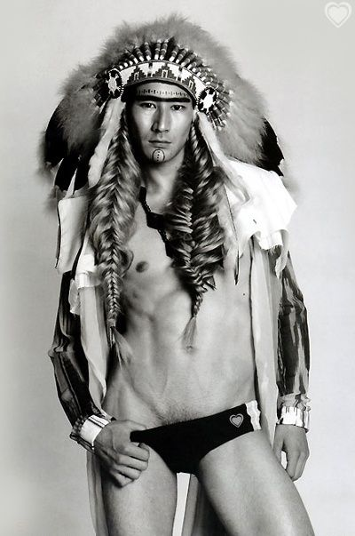 Nude native american indian boys #10