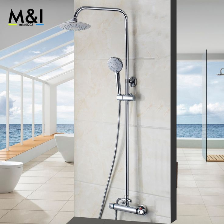 Cheap Rain Shower Faucet, Buy Quality Faucet Set Directly From China Shower  Faucets Suppliers: Bathroom Wall Mounted Rain Shower Faucets Set Stainless  Steel ...
