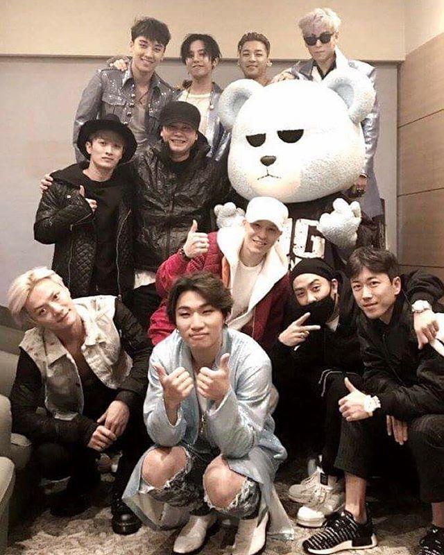 #YG #KRUNK #BIGBANG #GD #TOP #TAEYANG #DAESUNG #SEUNGRI #SECHSKIES #JIWON #SUNGHOON #JAEDUC #JAEJIN #SUWON