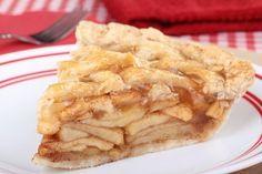 Legendární americký jablečný koláč