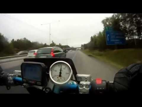 Ghost Rider - The come back ! | 353 Km/h | Wheeling GOT A DEATH WISH.... COOL VID THOUGH...