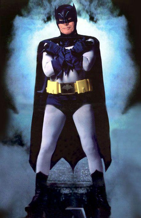 Adam West is the only (true) Batman!