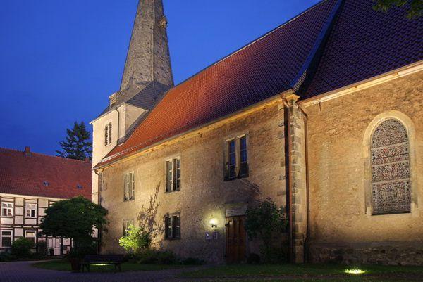 Beleuchtungsplanung für St. Nicolai Kirche in Coppenbrügge