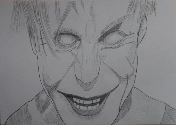 Pencil Sketch Drawing Joke much?