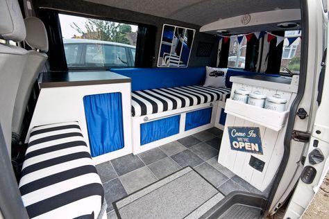 Van to Basic Camper build - VW T4 Forum - VW T5 Forum