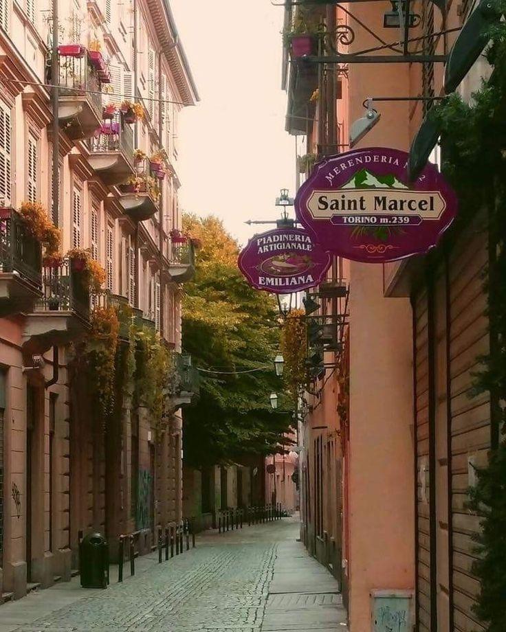 I vicoli di Torino: via Bellezia!  (Foto di Giuseppe Crupi)