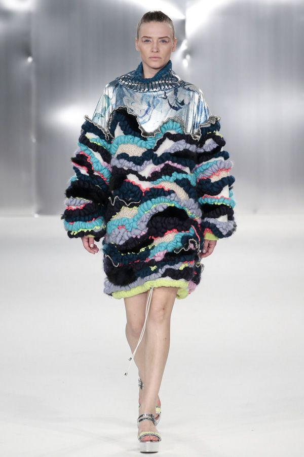Graduate fashion week 2014: Young talent Imogen Abbot | glamjam