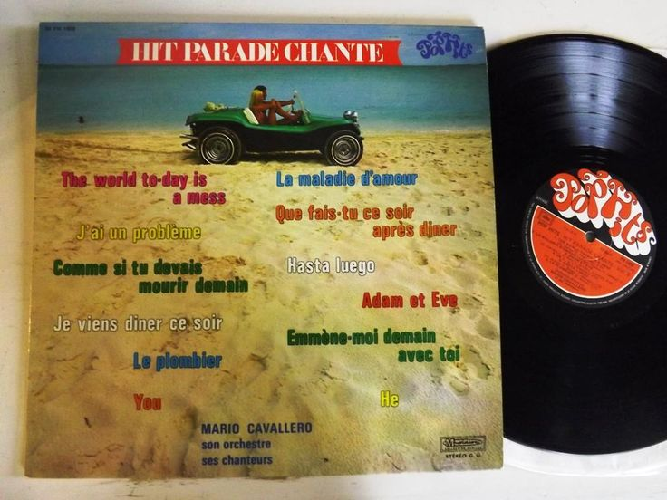 french pop hits (beach buggy)