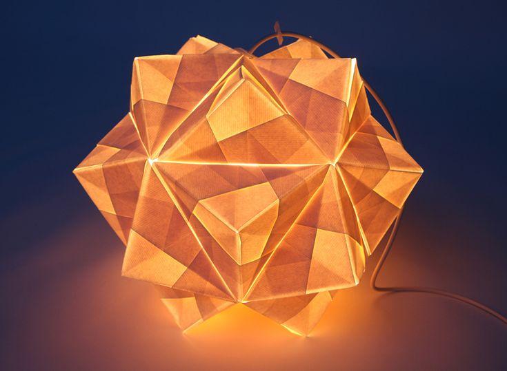 design d'objet luminaire lampe
