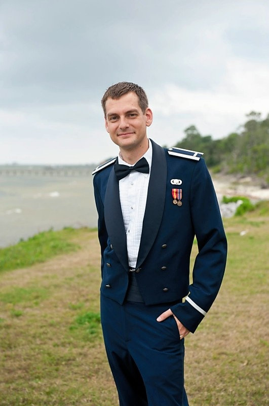 US AIR FORCE MESS DRESS ENLISTED UNIFORM