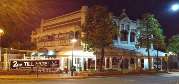 The Waghorn, Metropole Hotel.